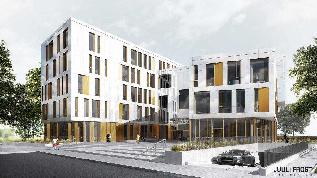 kontor til leje Odense